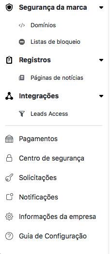 A conta do Facebook Business Manager não é da agência. É sua. 3 A conta do Facebook Business Manager não é da agência. É sua.