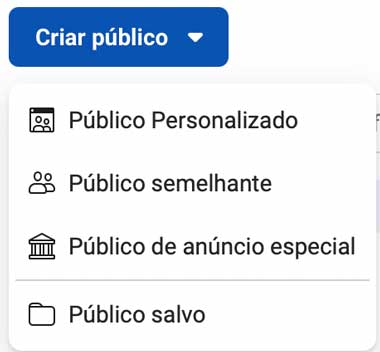 Criando segmentação por interesses no Facebook e Instagram 2 Criando segmentação por interesses no Facebook e Instagram